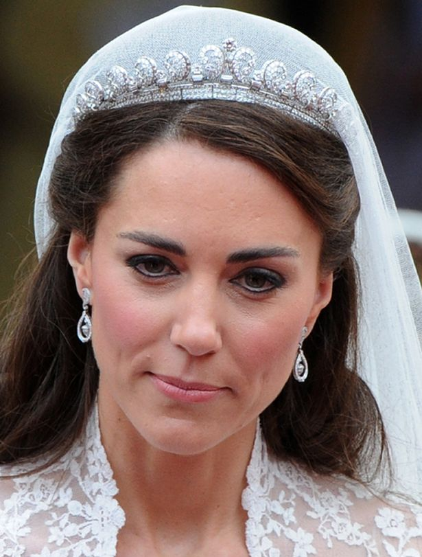 Brand of Kate Middleton Wedding Dress