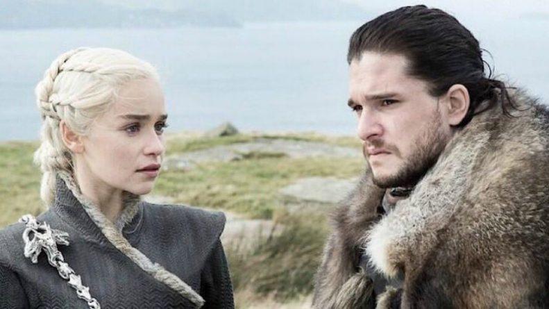 """Популярное: Все умрут: что известно о новом сезоне """"Игры престолов"""""""