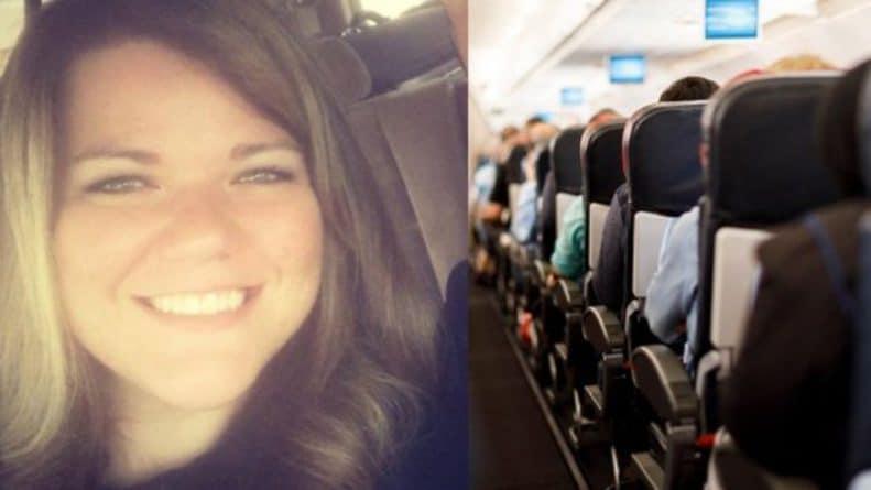 """Общество: """"Сижу возле толстой вонючки"""": парень защитил девушку в самолете, у которой сосед оказался хамом"""