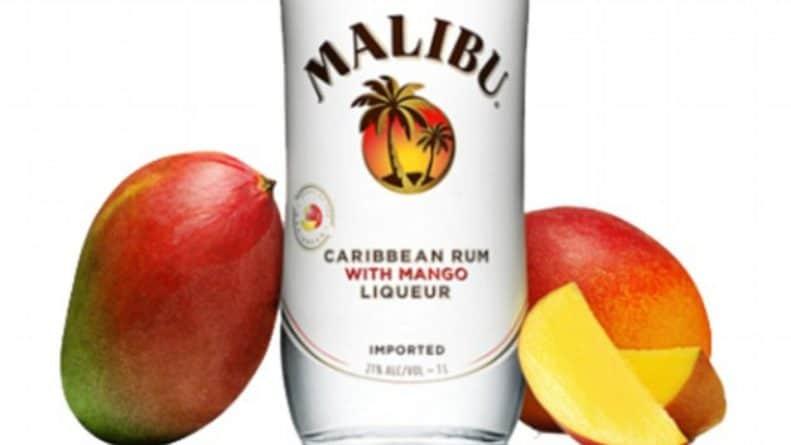 Популярное: Как раз к лету! Malibu запускает новый карибский ром с манго, и в одной порции содержится всего 104 калории
