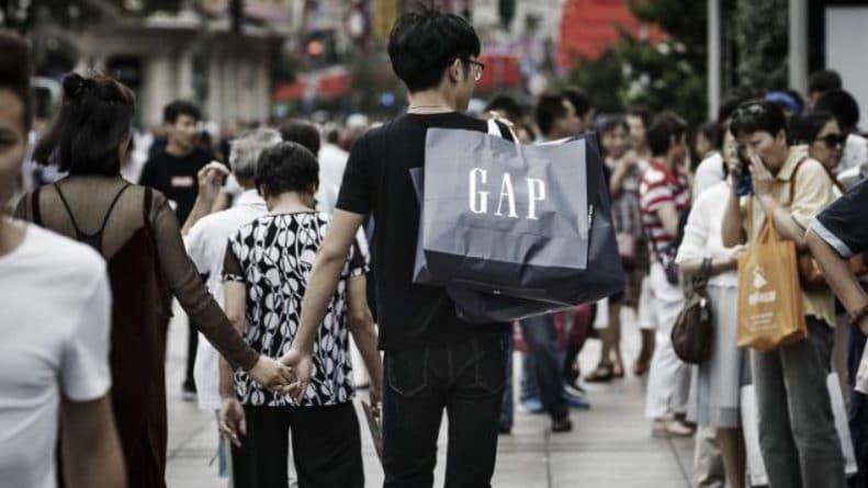 В мире: Gap извинился перед китайцами за неправильную карту Китая на своих футболках