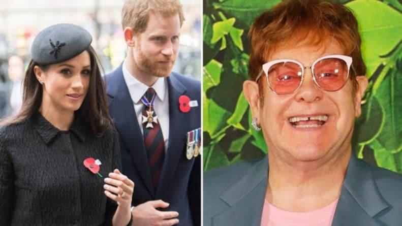 Знаменитости: 21 год после пения на похоронах принцессы Дианы: Элтон Джон будет выступать на королевской свадьбе
