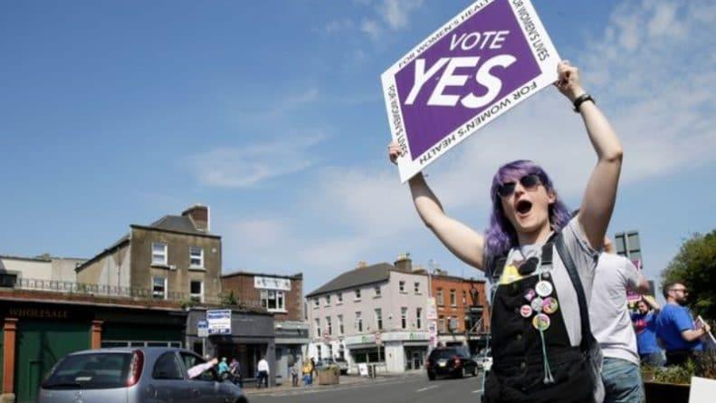 Закон и право: Мое тело - мой выбор. Ирландия прощается с небывало жестким запретом на аборты
