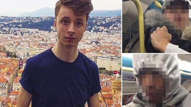 Общество: Суд отпустил на свободу подростков-гомофобов, напавших на парня в переполненном поезде метро