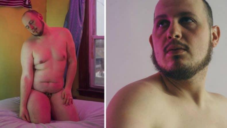 """Общество: """"Я толстый одинокий неудачник"""": откровенные фотосессии помогли мужчине полюбить себя"""