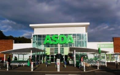 Магазин Asda