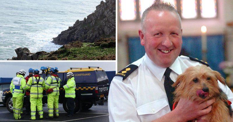 Общество: Офицера общества защиты животных смыло в море, когда он пытался спасти морских птиц
