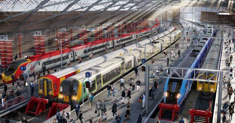 Лайфхаки и советы: В Ливерпуле в течение 2 недель будет закрыта ж/д станция Lime Street
