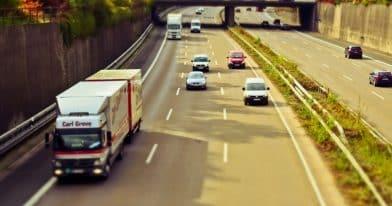 Штраф на дороге