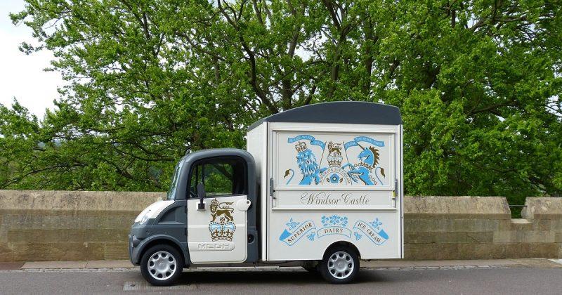 Досуг: Самое модное мороженое в Лондоне