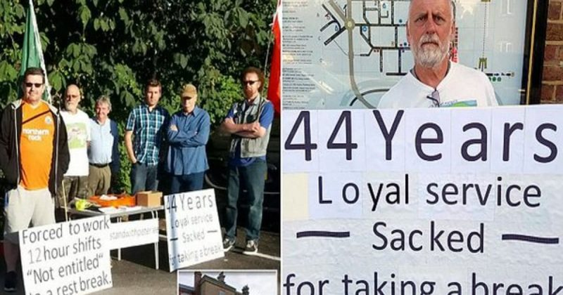 Общество: Работника ж/д станции уволили за 20-минутный перерыв после 44 лет службы