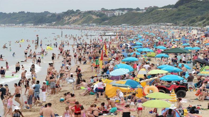 Погода: Погода в Британии: тропический шторм Крис достигнет берегов страны в конце следующей недели