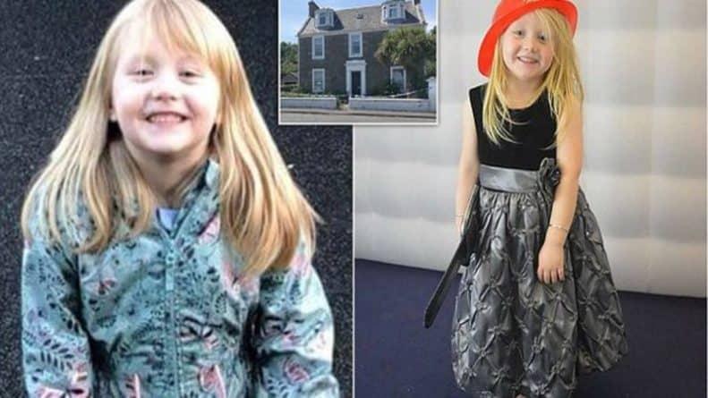 Общество: Найдено тело 6-летней девочки, исчезнувшей из дома на острове Бьют