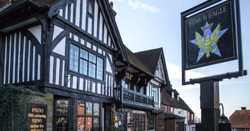 В мире: Романтические деревни Великобритании: Гоудхерст