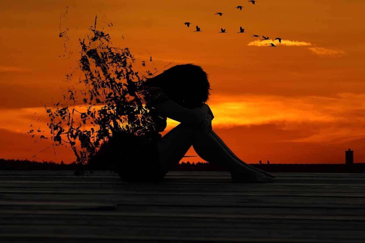 Картинки одиночество грусть