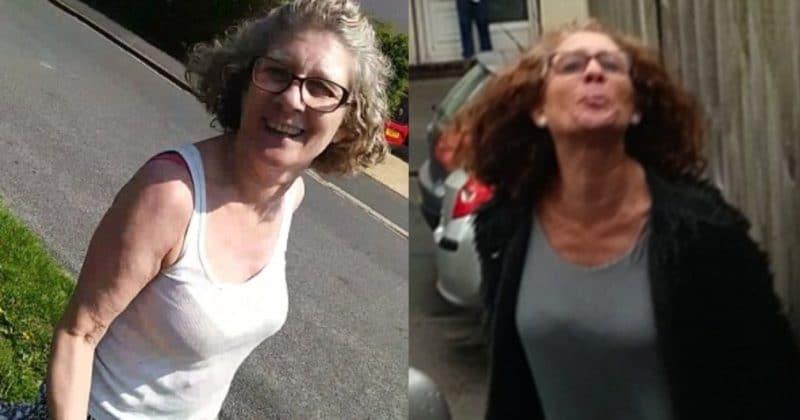 Общество: Соседка из ада: женщина плюется и обливает кипятком семью, которая отказала ее внуку прыгать на их батуте