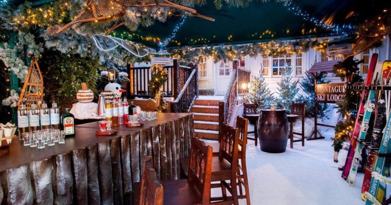 Досуг: 8 ресторанов Лондона с уютными террасами для зимнего отдыха