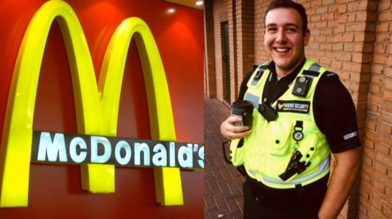 Популярное: Полиция арестовала охранника McDonald's, который выдавал себя за полицейского