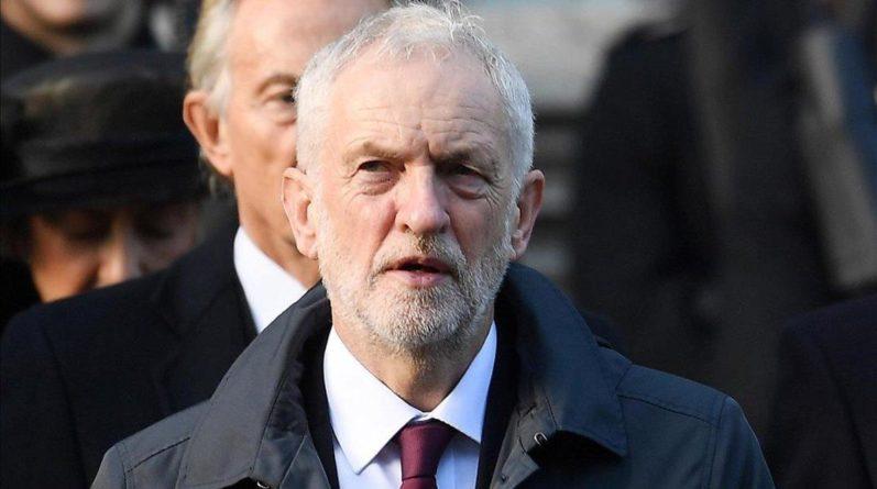 Общество: Опрос: при немедленных выборах пост премьер-министра Великобритании занял бы Джереми Корбин
