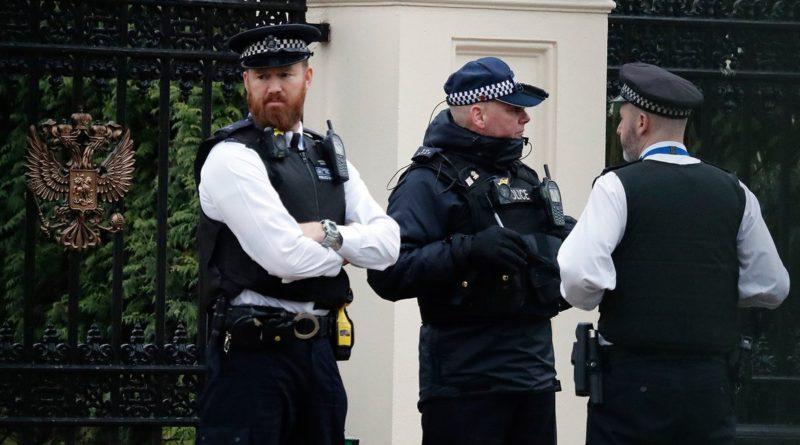Политика: Скотленд-Ярд не связывает наезд на авто посла Украины с терроризмом