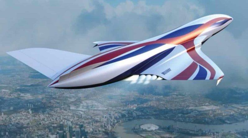 Технологии: Прорыв в создании самолета, способного доставлять пассажиров из Лондона в Нью-Йорк меньше чем за час