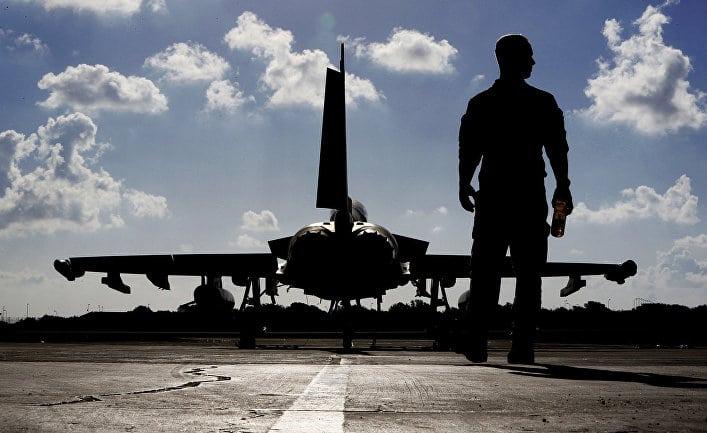Общество: Британское правительство: королевские ВВС осуществляют перехват российских самолетов