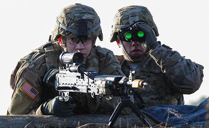 Общество: Генсек ПА НАТО Дэвид Хоббс: не думаю, что Путин рискнет нападением на Балтию (Delfi, Литва)