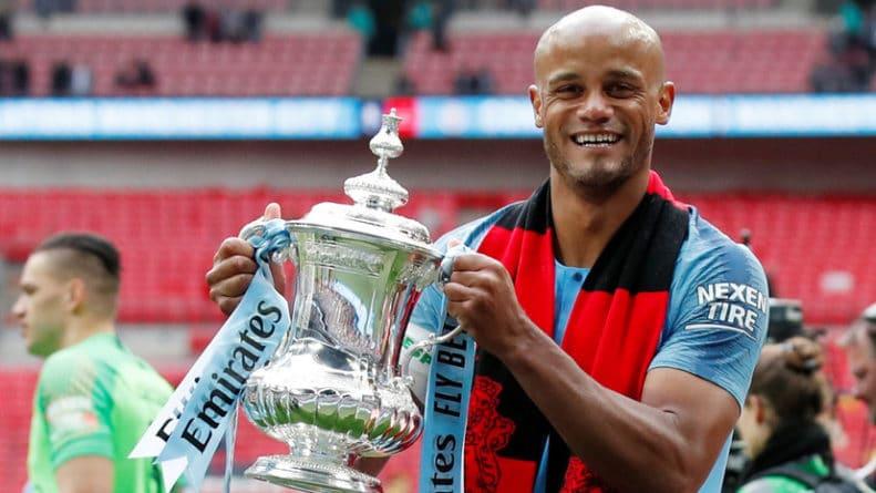 Общество: Компани станет играющим тренером «Андерлехта» после ухода из «Манчестер Сити»