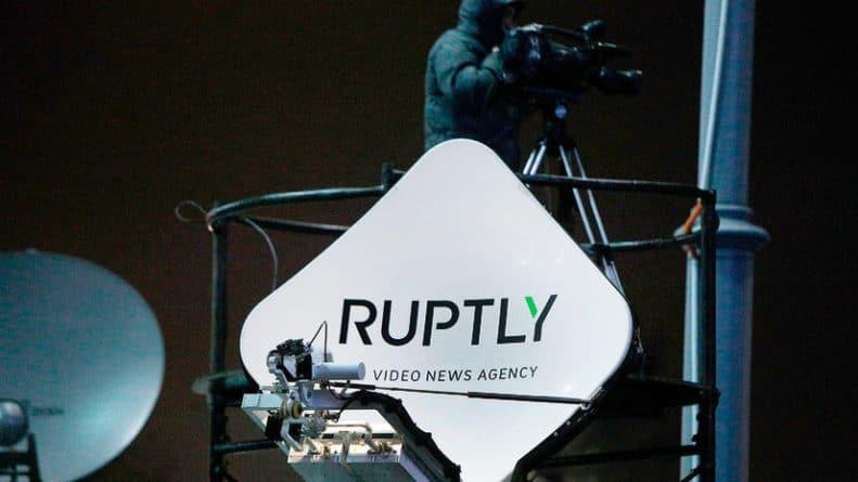 Общество: Видеоагентство RT Ruptly — №1 по просмотрам на YouTube в Германии