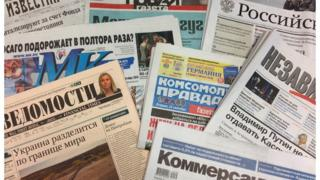 Общество: СМИ России: Россия больше не проблема Украины?