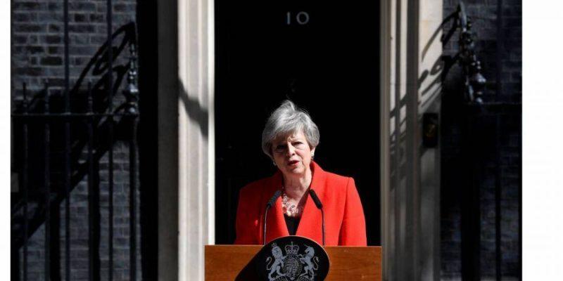 Общество: Тереза Мэй ушла в отставку: в своей эмоциональной речи премьер-министр назвала причину и расплакалась