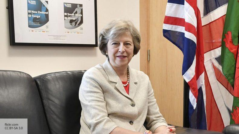 Общество: СМИ назвали возможную дату отставки премьер-министра Великобритании Терезы Мэй