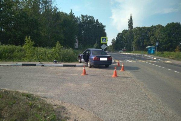 На зеленоградской трассе погиб мотоциклист (фото)