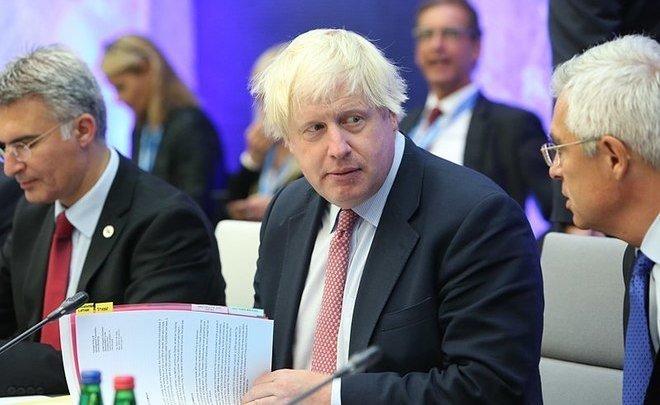 Бывший глава МИД Великобритании Борис Джонсон пообещал, что страна покинет ЕС к 31 октября