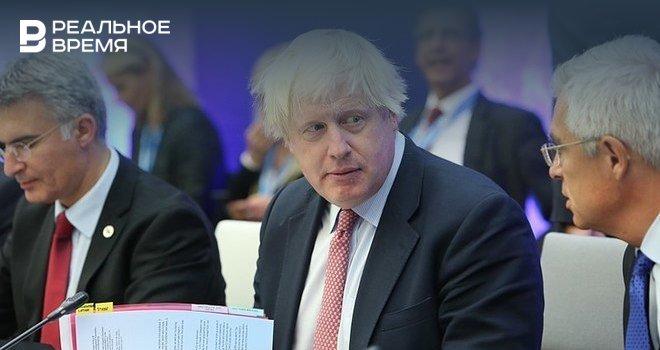 Общество: Бывший глава МИД Великобритании Борис Джонсон пообещал, что страна покинет ЕС к 31 октября