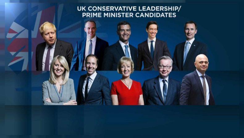 Общество: Британия: десять претендентов на одно кресло