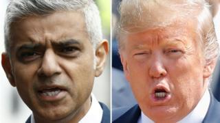 Политика: Дональд Трамп обрушился с критикой на мэра Лондона из-за волны убийств