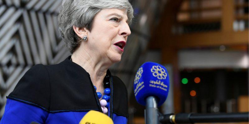 Общество: Премьер Британии выступила засохранение членстваРФ вСовете Европы