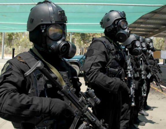 Британия отправляет свой спецназ в Персидский залив