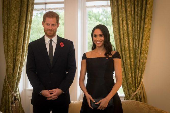 Без рубрики: Меган Маркл раскритиковали за вечеринку в королевской резиденции