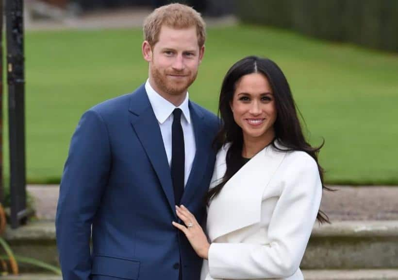 Супруг Елизаветы II отговаривал принца Гарри от брака с Меган Маркл