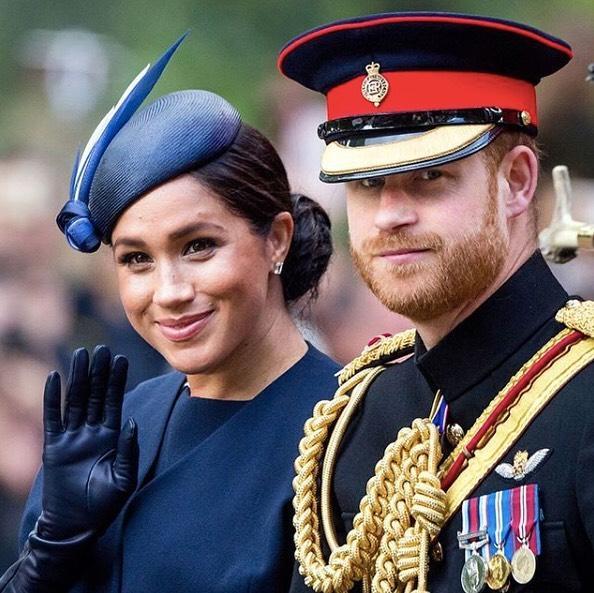 Принц Гарри и Меган Маркл наняли новую няню для первенца