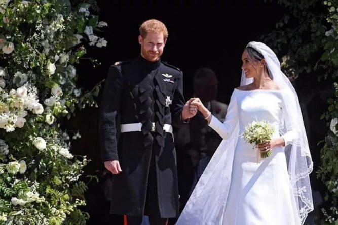 Без рубрики: Меган Маркл и принц Гарри раскрыли подробности свадьбы