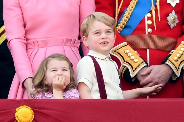 Кейт Миддлтон рассказала о последнем увлечении принца Джорджа и принцессы Шарлотты