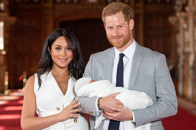 Стало известно о первом туре Меган Маркл и принца Гарри вместе с их сыном Арчи