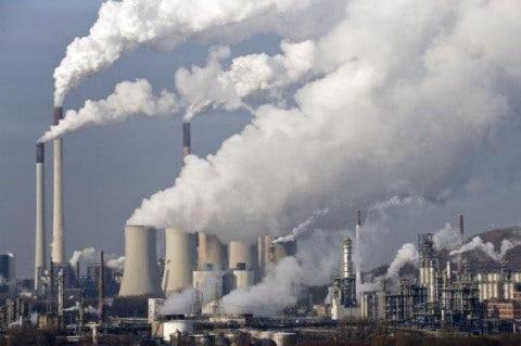 В Великобритании решили прекратить выбросы парниковых газов а атмосферу