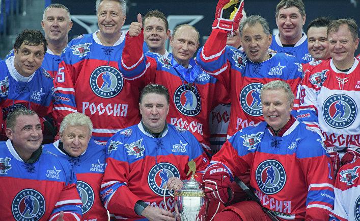 Общество: The Economist (Великобритания): невероятный карьерный взлет телохранителей Владимира Путина