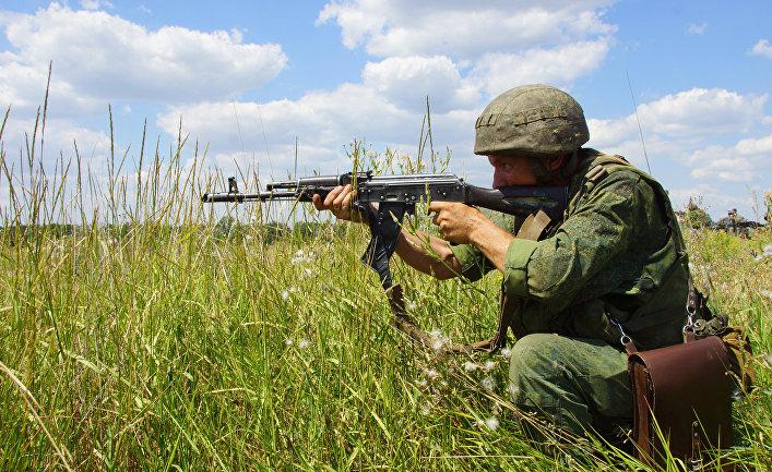 Общество: Теневая война: командующий британской армией на линии фронта «боевой лаборатории», где Россия «готовится к войне с Западом» (The Sun, Великобритания)