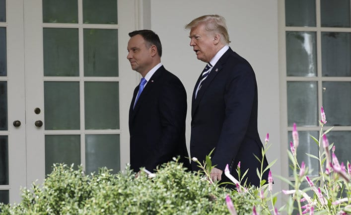 Общество: Wirtualna Polska (Польша): «Форт Трамп» становится фактом. Мы знаем, сколько заплатит Польша