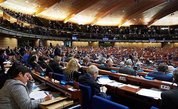 Общество: Financial Times (Великобритания): голосование по России расколет Совет Европы